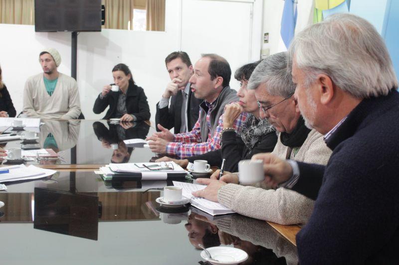 Se llev� a cabo una nueva reuni�n para avanzar en la implementaci�n del Programa de Refugios Nocturnos