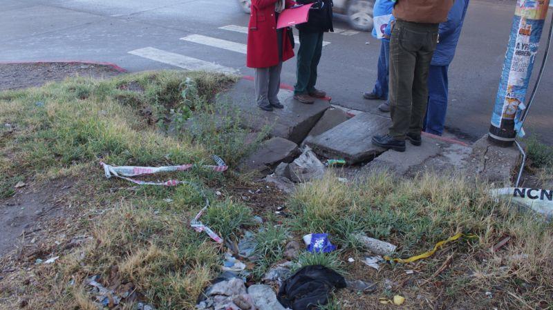 Se inspeccion� el funcionamiento de las obras cuestionadas en el marco del Amparo interpuesto por la Defensor�a del Pueblo