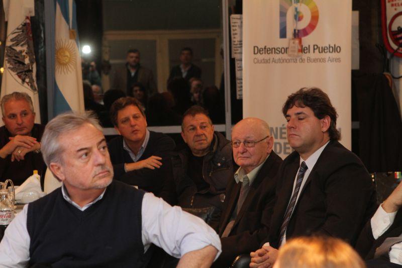 Las autoridades de las Defensor�as del Pueblo del pa�s se reunieron en Buenos Aires