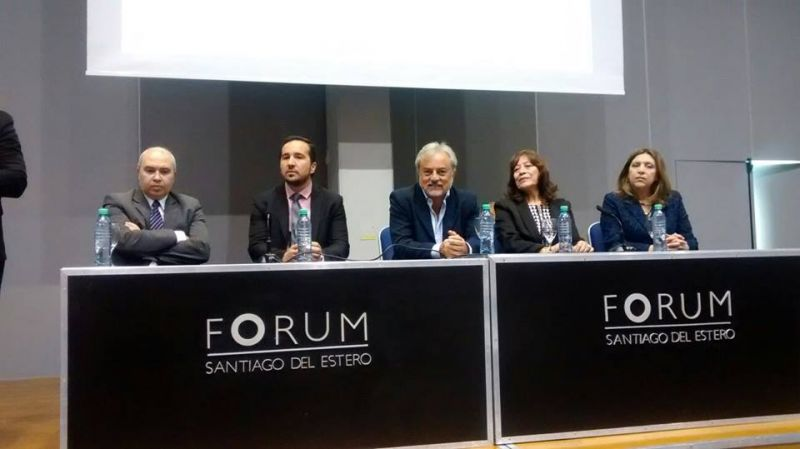 El Defensor del Pueblo expuso en las Jornadas Nacionales de Mediaci�n