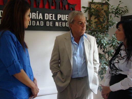 La Defensor�a del Pueblo realizar� capacitaciones en mediaci�n para el personal de Derechos Humanos y para toda la comunidad